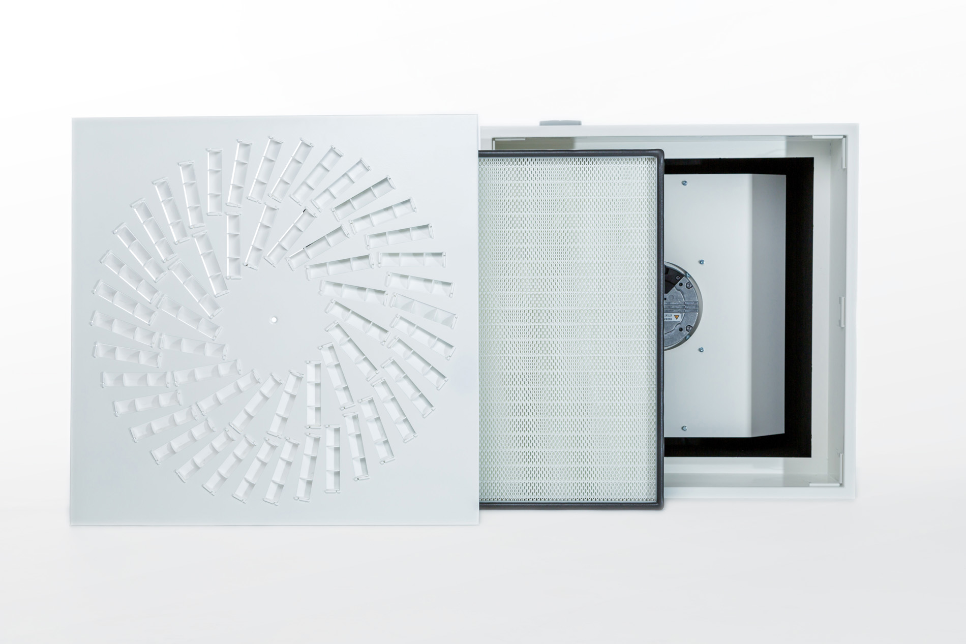 Filter-Fan-Unit (FFU) - Cleanroom Technology Austria
